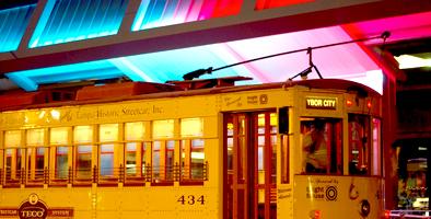 Teco Streetcar Line Whiting Street Extension