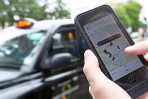Smart Phone Ridesharing App