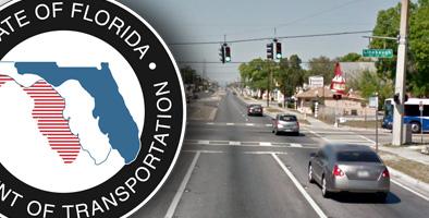 FDOT Nebraska Ave repaving/sidewalk repair