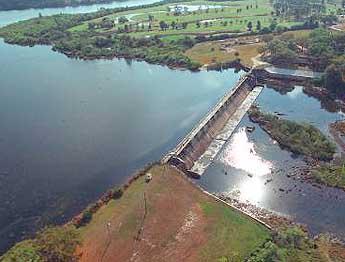 Hillsborough River Reservoir and Dam
