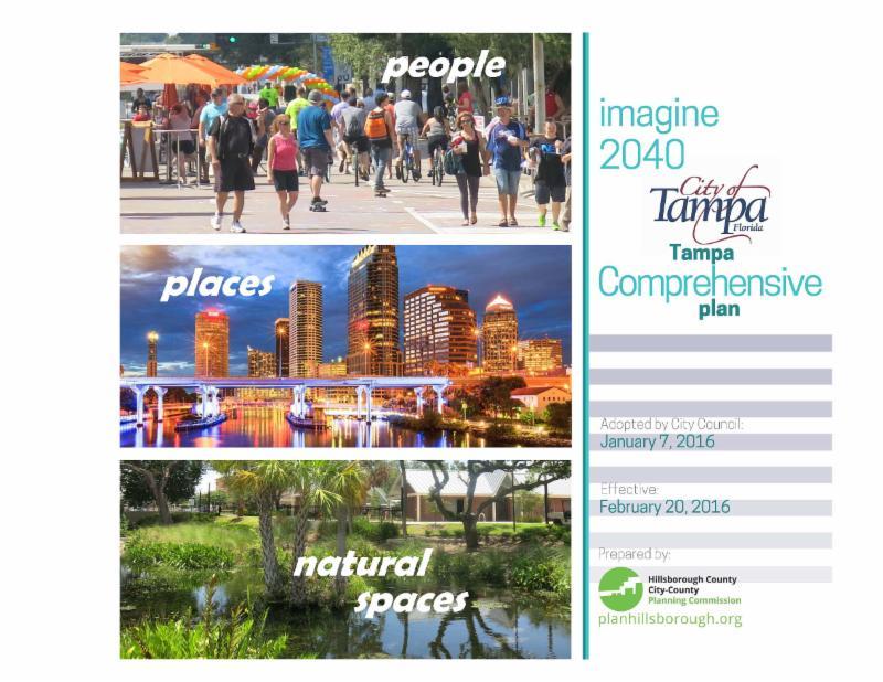 Imagine 2040 _ Tampa Comp Plan cover