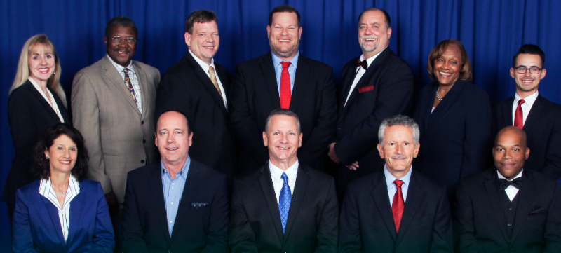 2016 Planning Commissioners