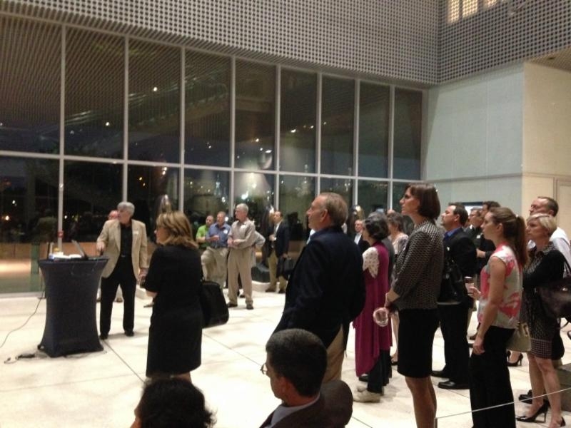 SUNTrail program presentation at Tampa Museum of Art