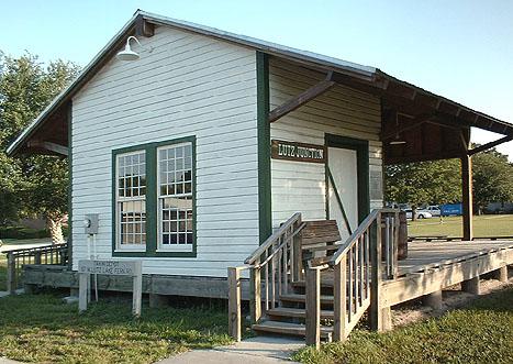Lutz Historic Train Depot
