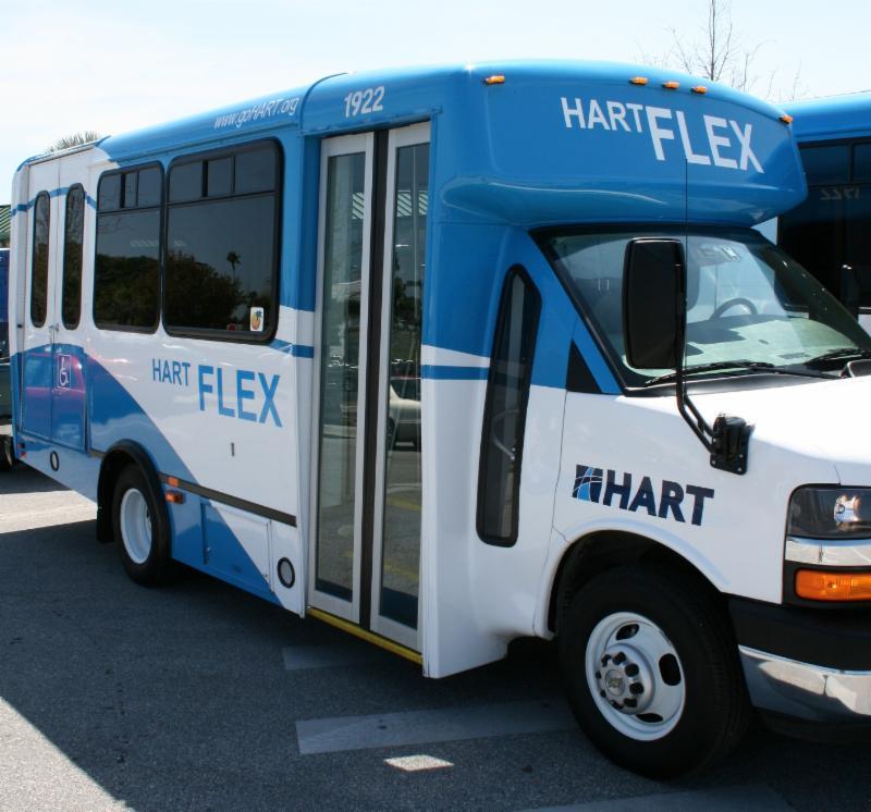 HARTFlex circulator bus