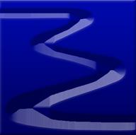 HBR blue trans medium
