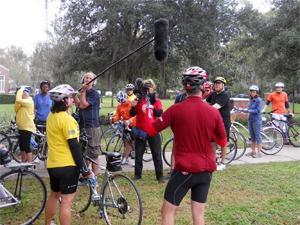 Seminole Heights Bicycle Club on PBS