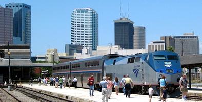 Tampa Amtrak Ridership