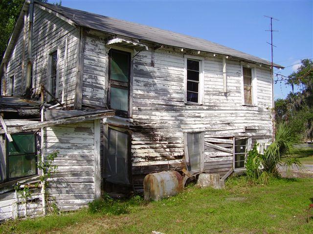 Bing-Washington Rooming House before restoration
