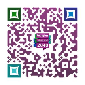 imagine2040.org QR code