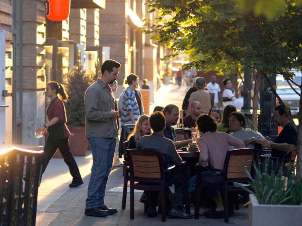 Washington Avenue is a street for people in St Louis, Missouri