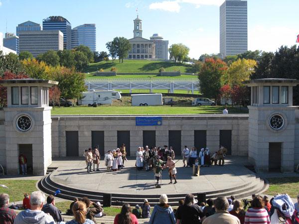 Bicentennial Capitol Mall State Park - Nashville, Tennessee