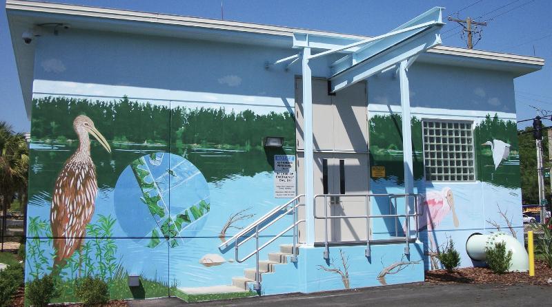 Sulphur Springs Pumping Station