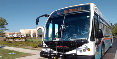 Pasco Cross County Bus Service @ The Shops At Wiregrass