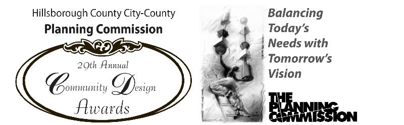 29th Annual Community Design Awards
