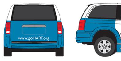 Hart Plus Compact Vans