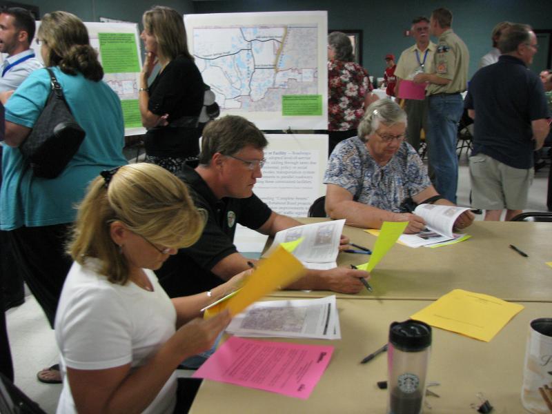Keystone-Odessa Community Plan Open House