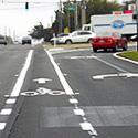 Fletcher & 56th Ave bike lane