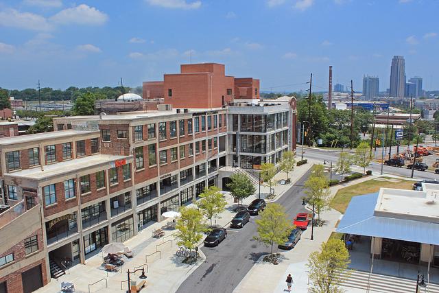 White Provisions Development, Atlanta Georgia