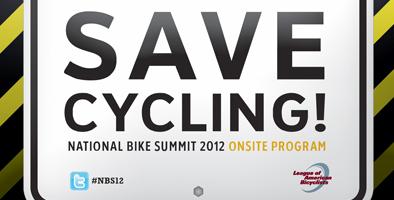 National Bike Summit 2012