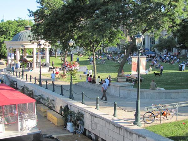 Milwaukee RiverWalk - Milwaukee, Wisconsin