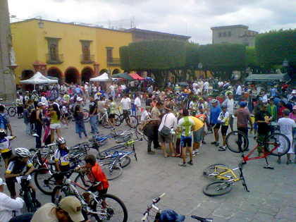 San Migeul de Allende Criterium