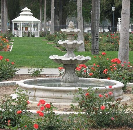 APA Fairmount Park gardens - Riverside, California