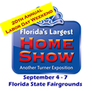 Florida's Largest Home Show Labor Day Weekend 2015