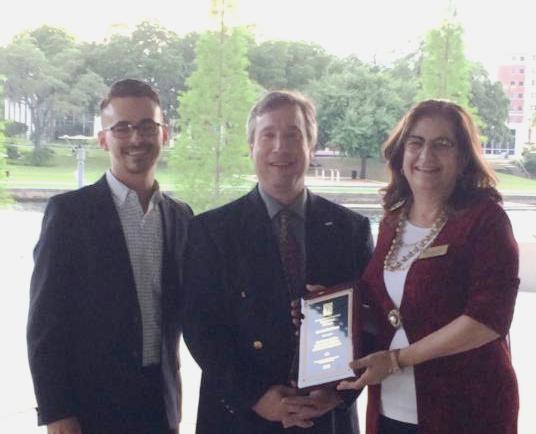 Florida APA Sun Coast section Award of Excellence