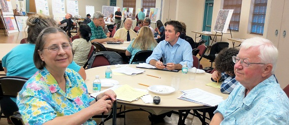 University Area Community Plan Open House - September 2012