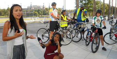 Tampa Ride of Silence 2012