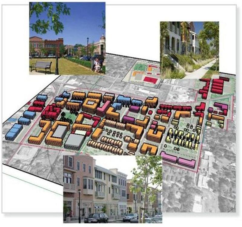 Midtown Redevelopment Vision Plan