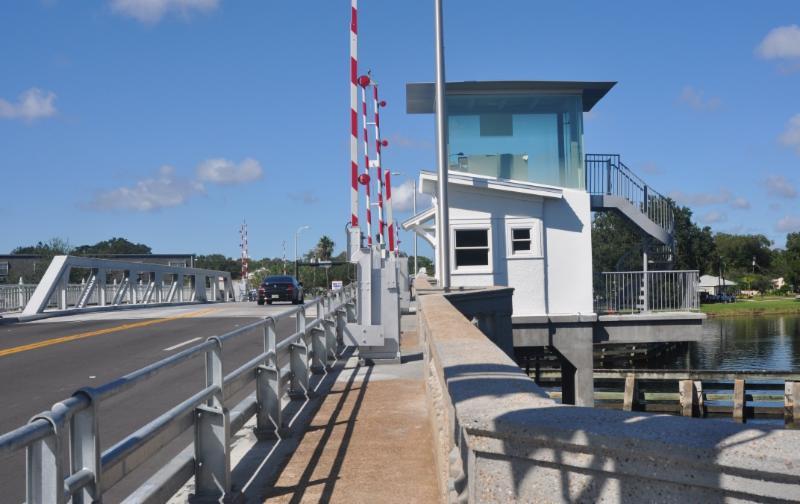 West Columbus Drive Bridge Rehabilitation
