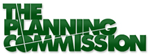 The Planning Commission logo