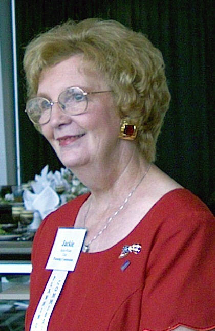 Jackie Wilson at 2003 Community Design Awards