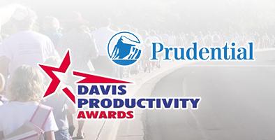 Prudential Davis Productiviy Awards