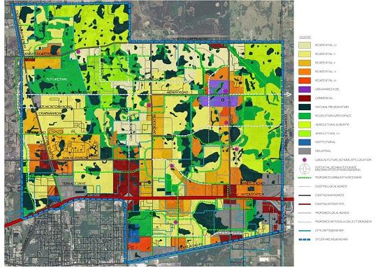 Northeast Plant City Area Master Plan