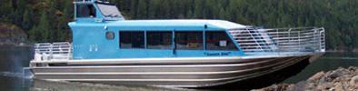 Potential Water Transit Vessel