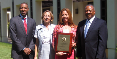 Bicycle Safety Action Plan Receives Award