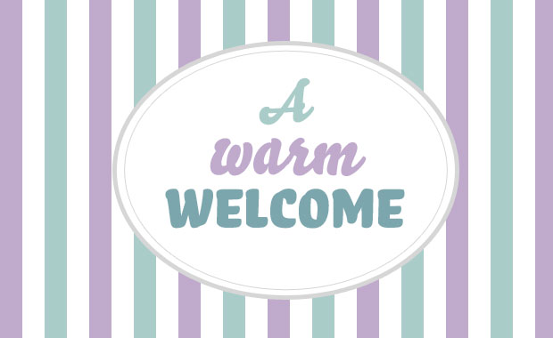 A Warm Welcome