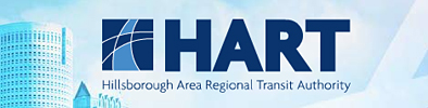 Hillsborough Area Regional Transit logo