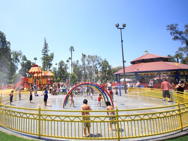 APA Fairmount Park - Riverside, California universally accessible playground