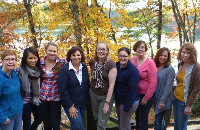 Staff Retreat 2012