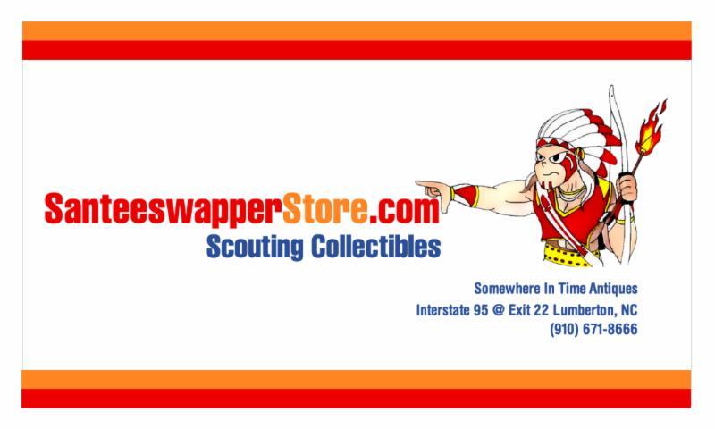 santeeswapperstore.com antique mall logo