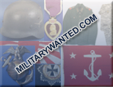 military wanted