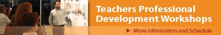 teachers workshops