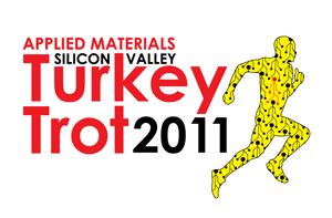 Silicon Valley Turkey Trot 2011