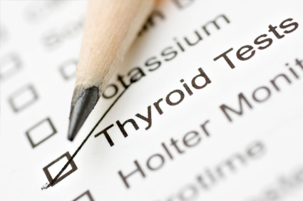 Thyroid Test Check