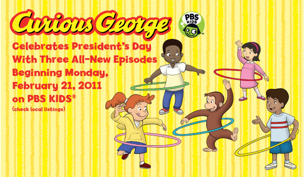 Download Curious George Episodes