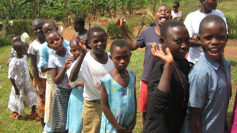 Uganda Hope Kids